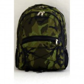 Batoh Harphya 30 l notebook, army